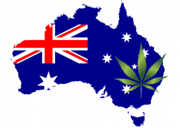 Cannabis-Leaf-and-Australian-Flag